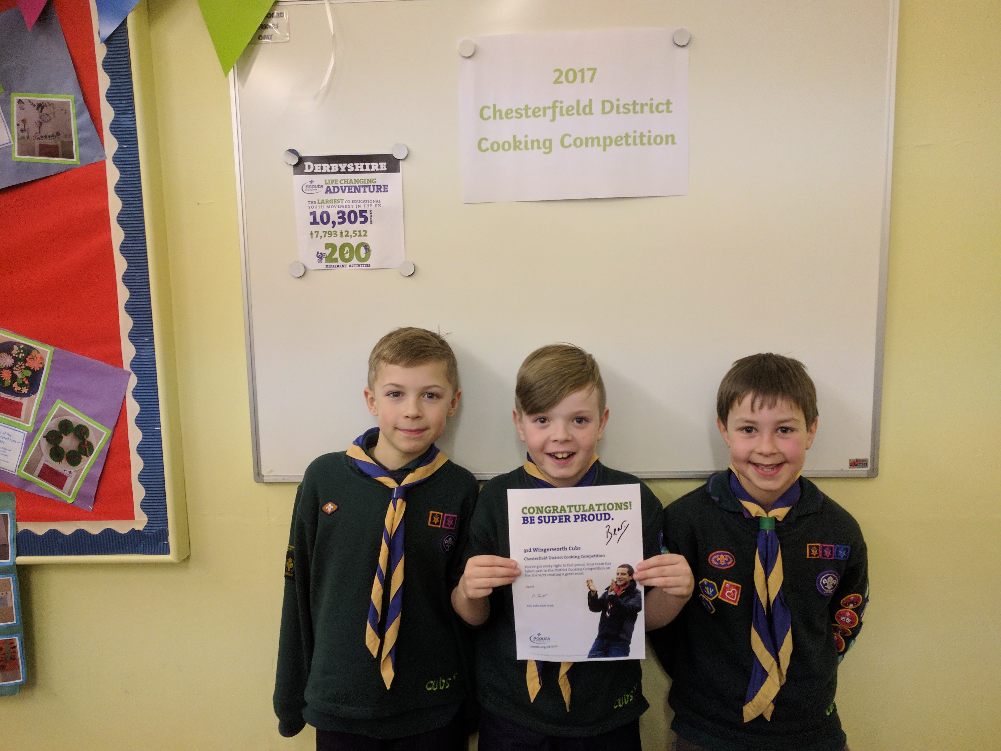 3rd Wingerworth Scout Group